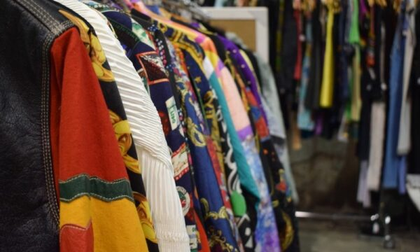 When Did Thrift Shopping Become So Popular in the US?